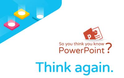 So You Think You Know PowerPoint? Badarom Webinar