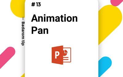 Tip #13 – Animation Pan