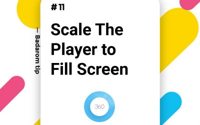 Tip #11 – Scale Storyline Player