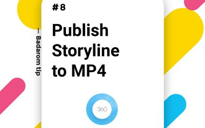 Tip #8 – Storyline to MP4